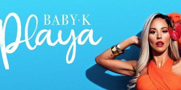 """""""Playa"""" di Baby K si candida a diventare il tormentone estivo"""