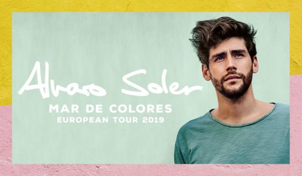 "Alvaro Soler in radio con ""La libertad"""