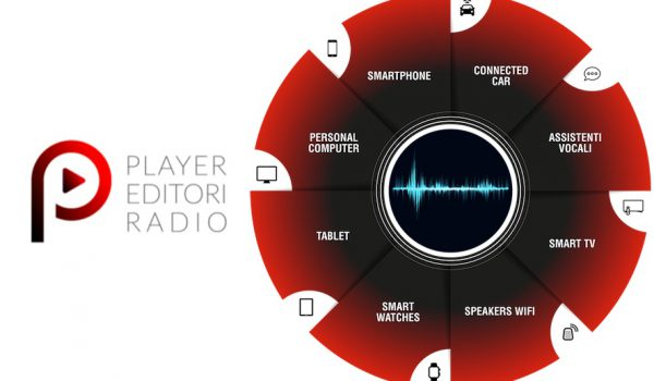 Nasce Radioplayer Italia, un'app unica per streaming, on demand, podcast, contenuti offline e video nativi delle radio italiane