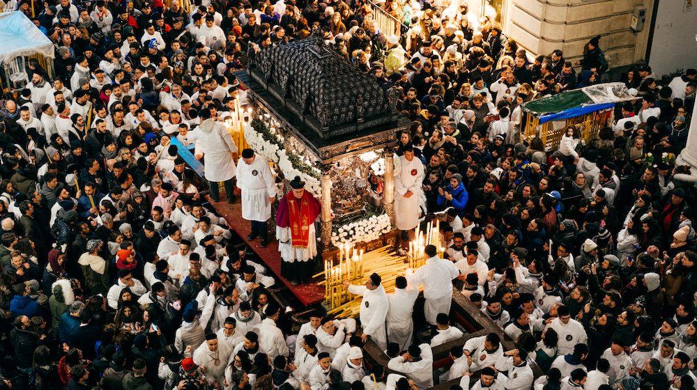 Catania si prepara alla Festa di Sant'Agata 2020