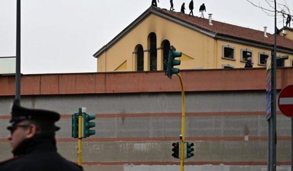 Sale la tensione nelle carceri italiane