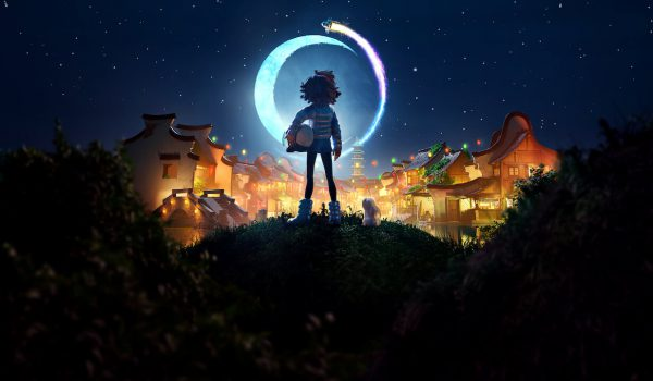 "In autunno arriva ""Over the moon – Il fantastico mondo di lunaria"""