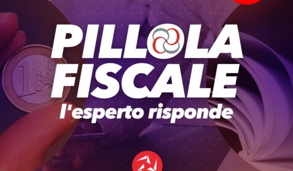 PILLOLA FISCALE