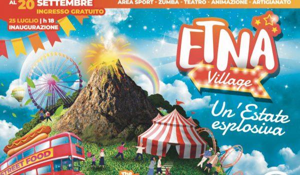 "Al via ""Etna Village"", un Parco di 14.000 mq dedicati al divertimento"