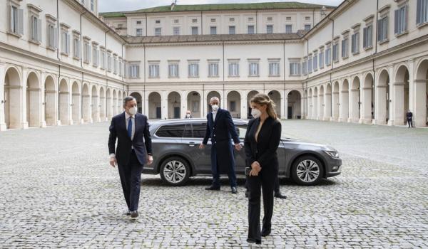 Crisi di Governo: tocca a Mario Draghi provare a formare il Governo