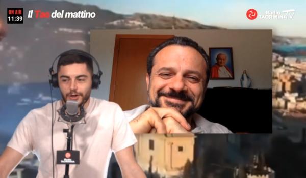 """Cateno De Luca: """"la musica, che passione"""""""