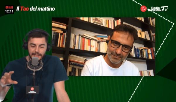 I teatri siciliani reagiscono alla pandemia: al Tao del Mattino Luciano Fiorino