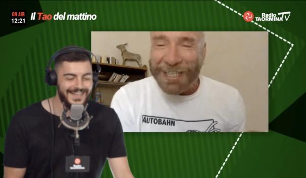 """Mario Venuti ospite a """"Il Tao del mattino"""""""